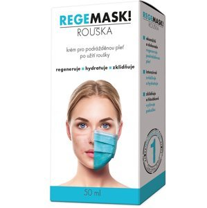 Regemask  Ragemask Rouška krém na podrážděnou pleť 50 ml