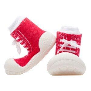 Attipas Dětské Botičky Sneakers Red M