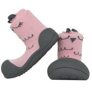 Attipas Dětské Botičky Cutie Pink XXXL