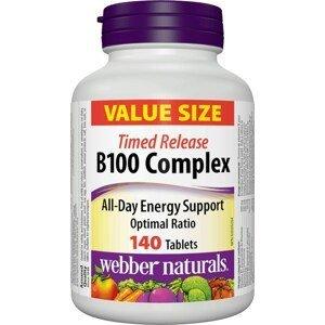 Webber Naturals B100 Complex Timed Release 140 tablet
