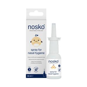 Nosko Baby&Kids isotonická mořská voda spray 30ml