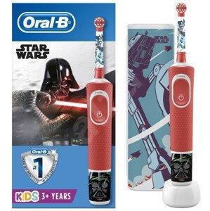 Oral-B Vitality Kids Star Wars + Cestovní Pouzdro 1ks