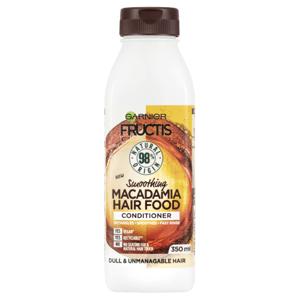 Garnier Fructis Hair Food Macadamia balzám na suché a nepoddajné vlasy 350ml