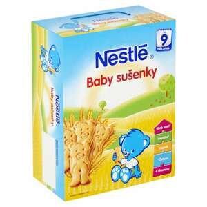 Sušenky a křupky pro děti