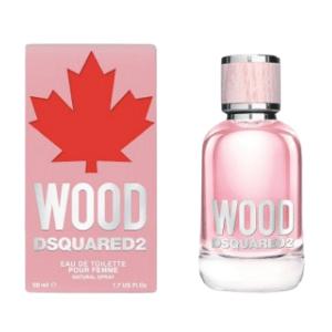 Dsquared2 Wood pour Femme EdT 50ml