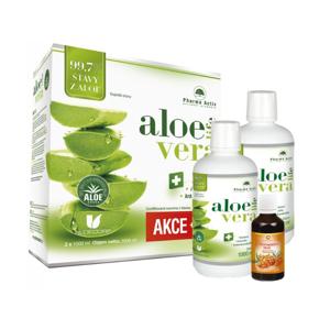 Pharma Activ AKCE AloeVeraLife aloe 99.7% SET 1+1 1000ml + 100% Rakytníkový olej 50ml