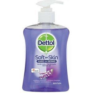 DETTOL tekuté antibakt. mýdlo Zklidňující 250ml