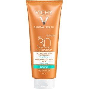 Vichy Idéal Soleil SPF 30 Ochranné mléko na obličej a tělo 300ml