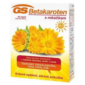 GS Betakaroten s měsíčkem 30 kapslí