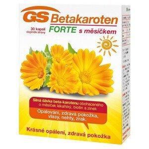 GS Betakaroten Forte s měsíčkem 30 kapslí
