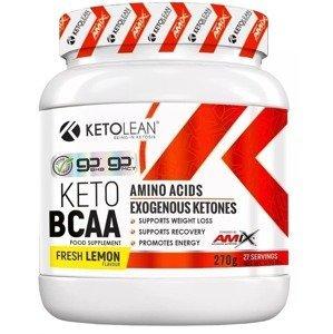 Amix KetoLean Keto goBHB + BCAA, Citron 270g