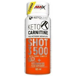 Amix KetoLean Keto goBHB + Carnitine Shot, Citron 60ml