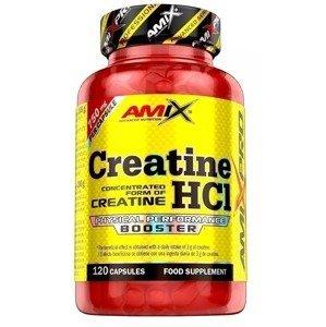 AmixPro Creatine HCl 120 kapslí