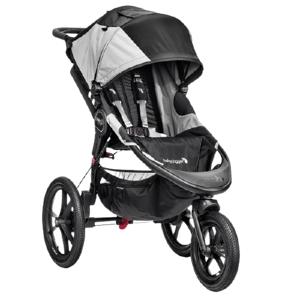 Baby Jogger  BabyJogger Summit X3 Single - Black/gray