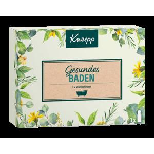 Kneipp Sada bylinných olejů do koupele 3x20ml