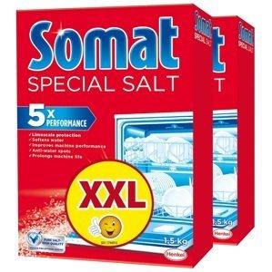 Somat Sůl do myčky 2x1,5kg