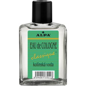 Alpa Eau de Cologne Classique univerzální kolínská voda 100ml