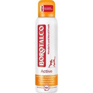 Borotalco Active mandarinka & neroli deodorant 150ml