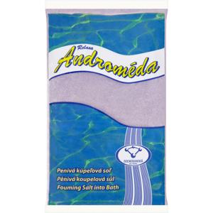Tatrachema Relaxa Androméda sůl do koupele, levandule 1kg