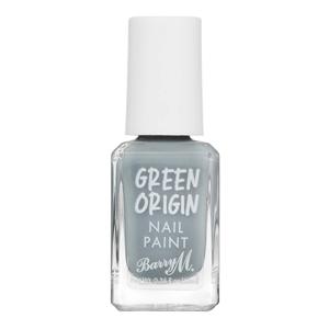 BarryM Green Origin Nail Paint lak na nehty Charcoal 10ml