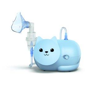 Omron Inhalátor Nami Cat C303K modrý