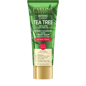 Eveline Cosmetics  Eveline Botanic Expert Tea Tree krém na ruce 40ml