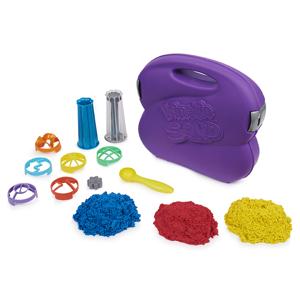 Spin Master Kinetic Sand Kufřík s nástroji