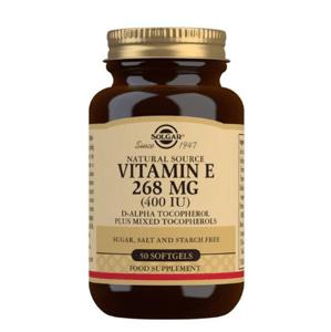 Solgar Vitamín E 400 iu 50cps