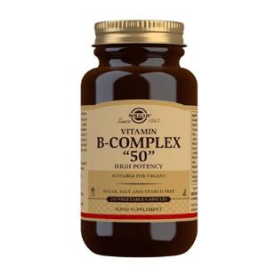 Solgar B-komplex 50 250cps