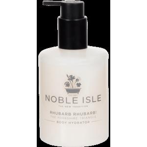 Noble Isle Rhubarb Rhubarb! hydratační tělový gel 250ml