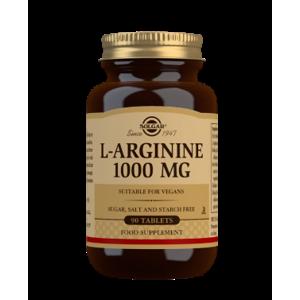 Solgar L-Arginin 1000 mg 90tbl