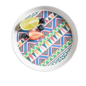 Tommy Lise Bambusový talíř Ethnic Festive