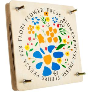 Small foot by Legler  Small Foot Dřevěný lis na květiny