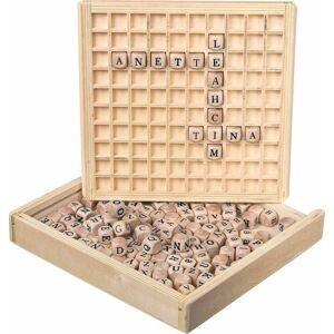 Small foot by Legler  Small Foot Dřevěná hra Scrabble