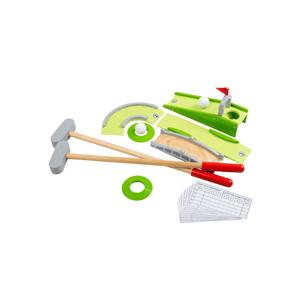 Bigjigs Toys Dřevěný Crazy Golf