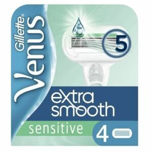 Gillette Venus Extra Smooth Sensitive Hlavice 4ks