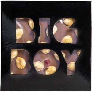BIG BOY Čokoláda mléčná s lískovými ořechy 100g