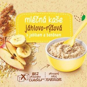 Hami ml.kaše jáhlovo-rýžová jablko a banán 210g
