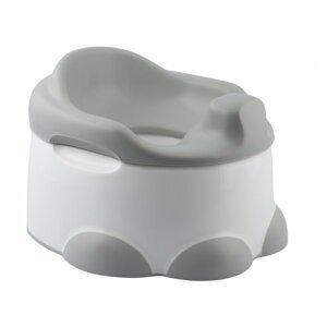 Bumbo nočník STEP´n POTTY Cool Grey