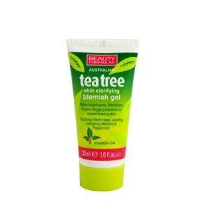 BeautyFormulas  Beauty Formulas Tea tree čistící gel na pleť 30ml