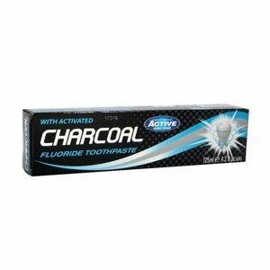 BeautyFormulas  Beauty Formulas Zubní pasta s aktivním uhlím 125ml