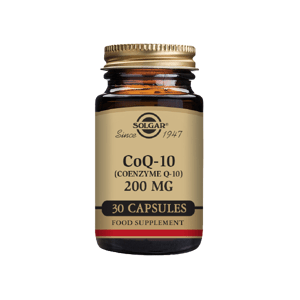 Solgar Koenzym Q-10 200 mg 30 kapslí