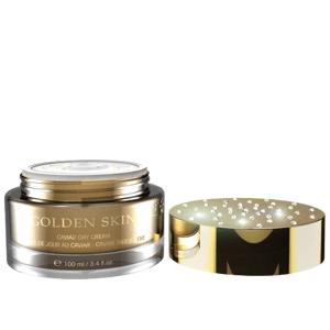 être belle Golden Skin Caviar denní krém Swarovski limited edition 100ml
