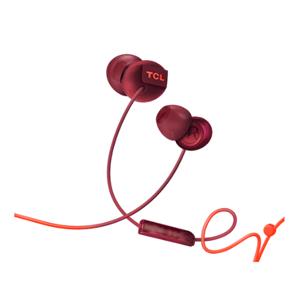 TCL sluchátka do uší, drátová, oranžová SOCL300OR-EU