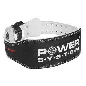 Power System opasek na posilování POWER BASIC vel.L