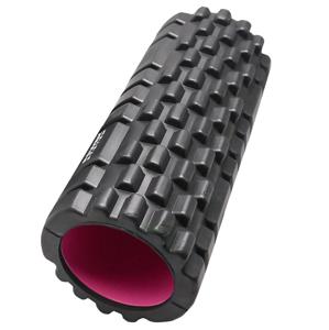 Power System pěnový roller FITNESS ROLLER Růžový