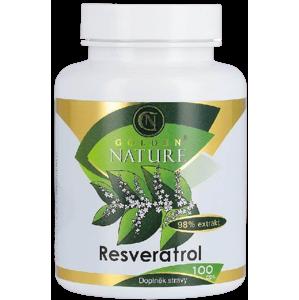 Golden Nature Resveratrol 98 % 100 tablet