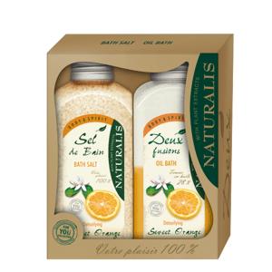 Naturalis Bath Sweet Orange 1800ml