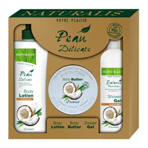 Naturalis Body Care Coconut 1200ml