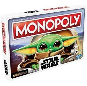 Hasbro Monopoly Star Wars The Mandalorian The Child CZ